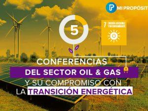 ODS 7 – Conoce 5  conferencias sobre: ¿Qué alternativas tiene Colombia para su transición energética?